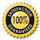 100% Satisfaction Guarantee on all Stetzerizer Filter Orders