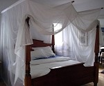 Premium Handmade Bed Canopy - Swiss Shield New Daylite (Good Blocking)