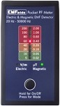 EMFields PF5 Pocket Power Frequencies Meter (ELF and VLF)