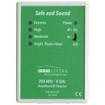 Safe and Sound Classic RF Detector Meter by Safe Living Technologies